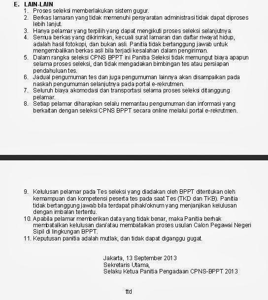Pembukaan Formasi Cpns 2013 Pp No 34 Tahun 2014 Tentang Daftar Gaji Pns Agustus 2016 Seleksi Calon Pegawai Negeri Sipil