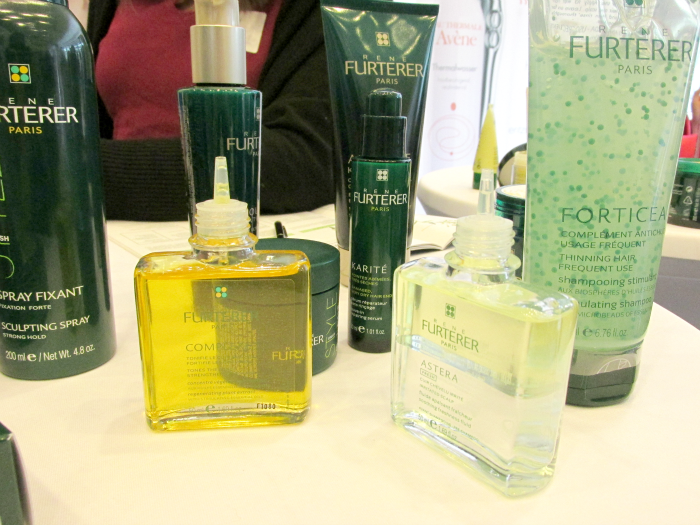 Beauty Press Blogger Event - Rene Furterer