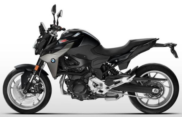 Spesifikasi BMW F 900 R