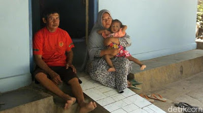 Kisah Perjuangan Ibu dan 3 Anak Lari dari Kejaran Tsunami Palu