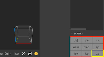 PNG Export Option in MagicaVoxel