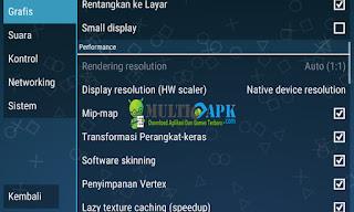 Cara Settingan Game PES 2016 Emulator PPSSPP di Android