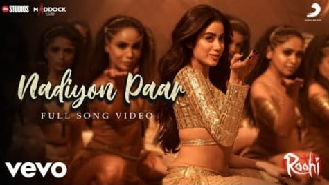 Nadiyon Paar Lyrics in Hindi, Roohi, Shamur