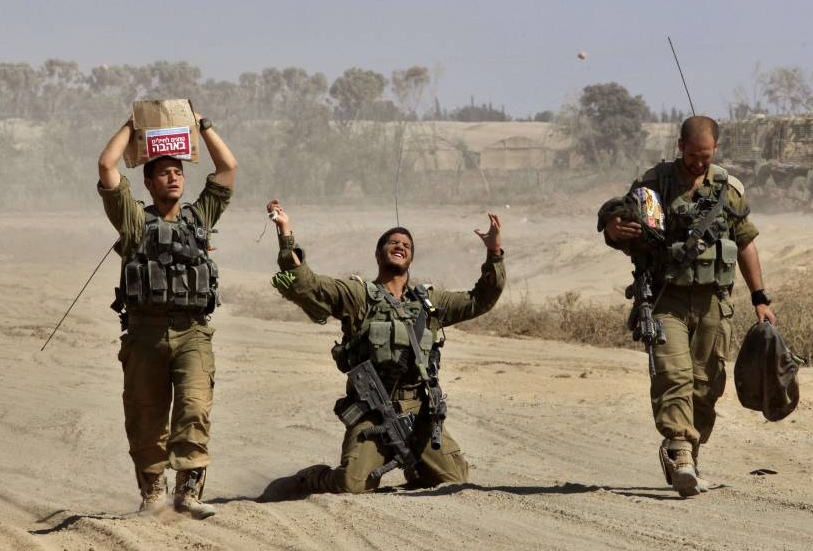 """التباكي على الردع """"أسرائيل""""..والتحضير لحرب رابعة على قطاع غزة"""
