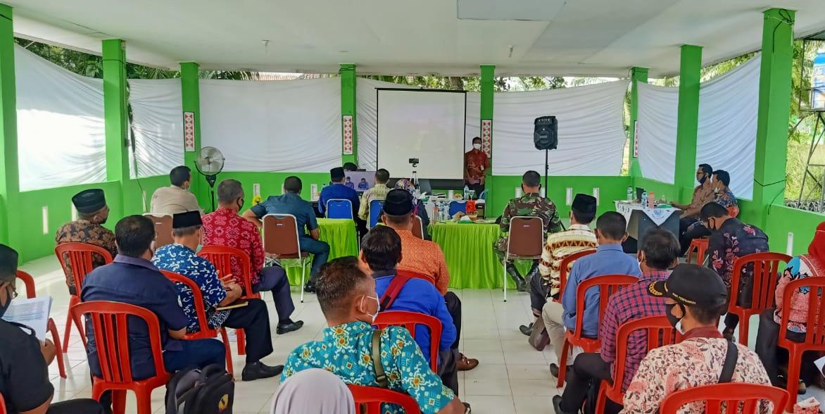 Musrenbang, Kecamatan Kotabumi Selatan Harapkan Pembangunan Infrastruktur