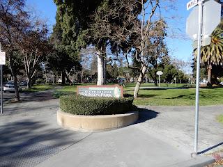 スタンフォードの公園