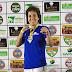 Passe de Letra com vôlei feminino, basquete feminino e taekwondo de Jundiaí