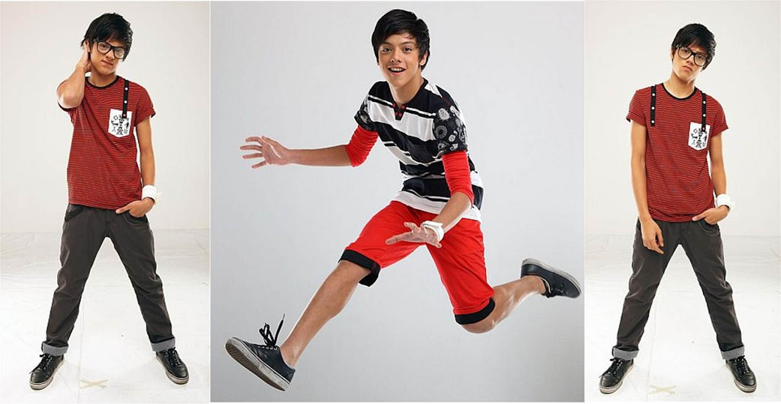 Daniel Padilla For BUM Equipment Summer 2012 Campaign