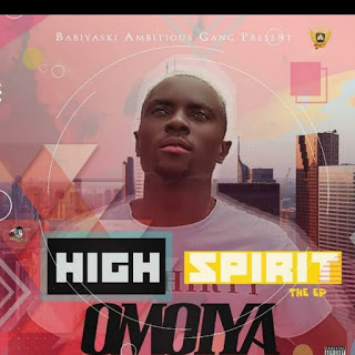 Omo Iya - High Spirit The EP
