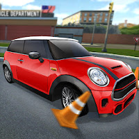 City Car Driving & Parking School Test Simulator Apk for Android
