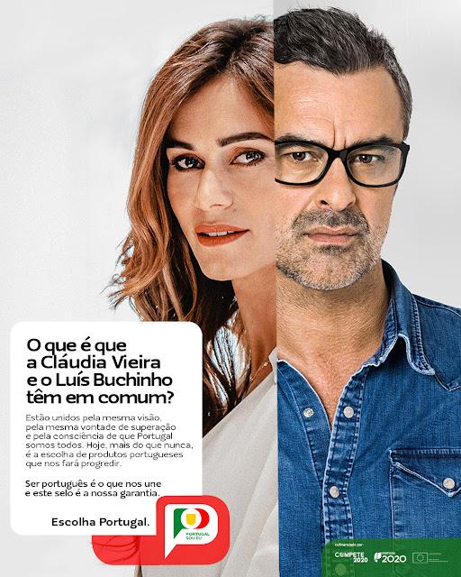 """""""O QUE É QUE NOS UNE?"""" É A CAMPANHA DO PORTUGAL SOU EU CRIADA PELA AGÊNCIA NO MORE"""