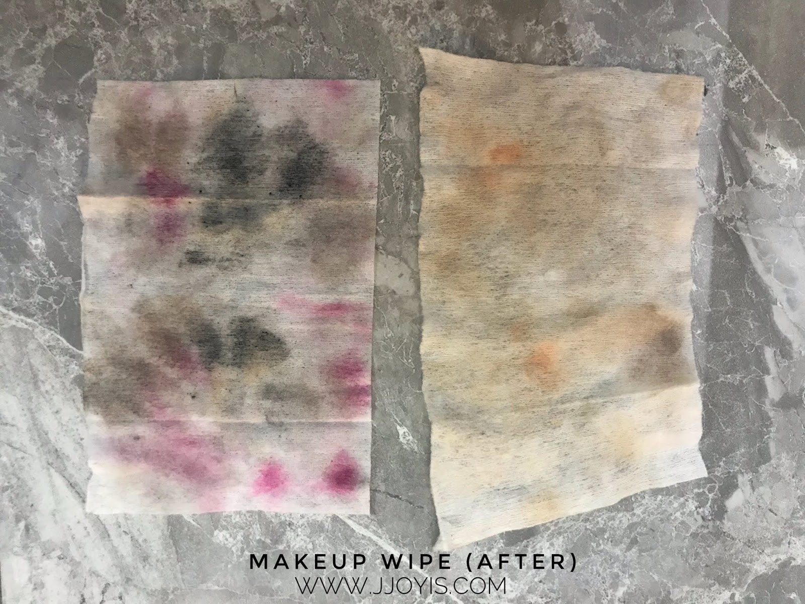 cybercolors make up wipes review results
