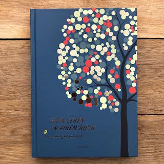 """Erinnerungsbuch """"Dein Leben in einem Buch"""""""
