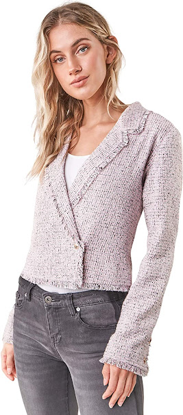 Cropped Blazers For Women