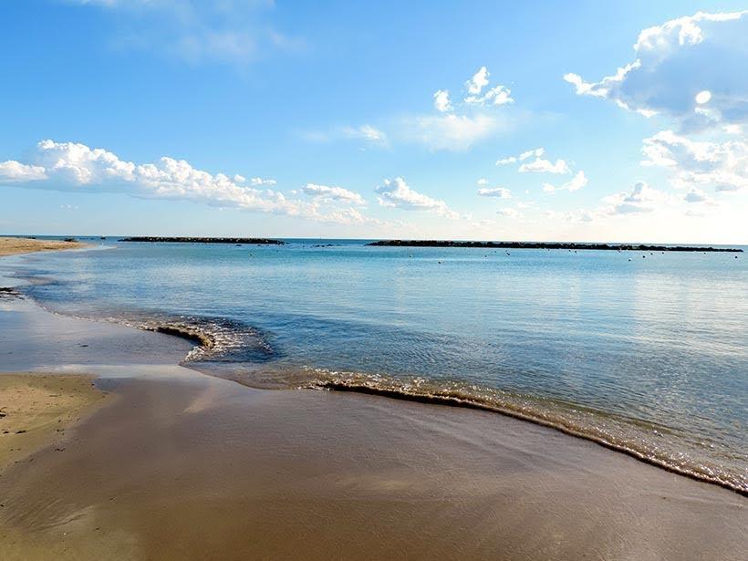Verão italiano: Praias perto de Roma