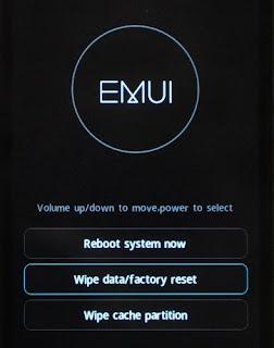 Cara Baru Hard Reset Huawei P30 Lite Lupa Pola