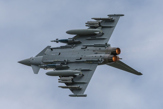 Qatar purchase Eurofighter Typhoon