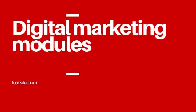Digital marketing_modules2020