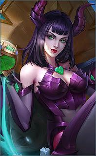 Alice Spirit Woman Heroes Mage of Skins Rework V2