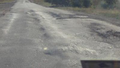 Drogi w Mołdawii