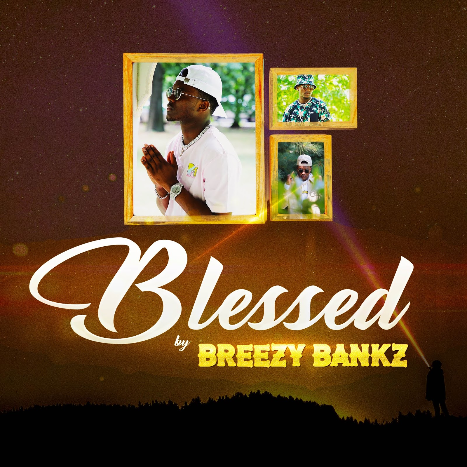 Breezy Bankz - Blessed #Arewapublisize