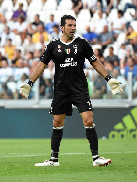 Buffon Juventus 2017