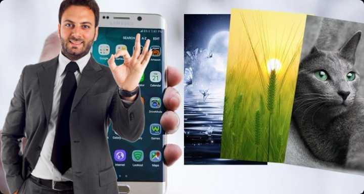 تطبيق أجمل خلفيات لشاشة الهاتف بجودة عالية ✔ 2019