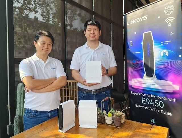 Linksys เปิดตัวเทคโนโลยี EasyMesh ครั้งแรกในไทย กับเราเตอร์รุ่นล่าสุด Linksys E9450 WiFi 6 EasyMesh Router (AX5400)