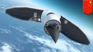 Uji Coba Rudal Hypersonic