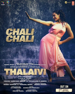 Thalaivi First Look Poster 3