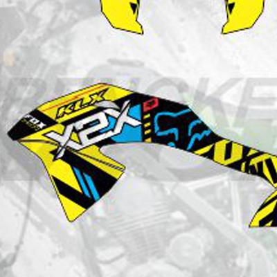KLX150BF - X2X