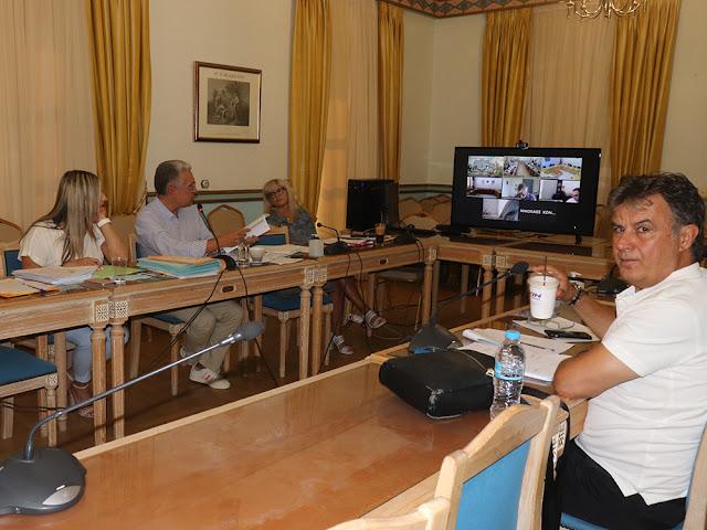 Τι αποφάσεις έλαβε η Οικονομική Επιτροπή της Περιφέρειας Πελοποννήσου