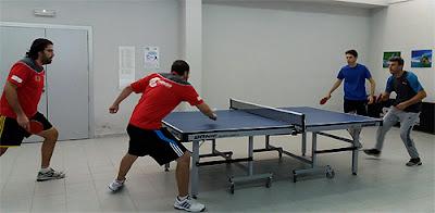 Tenis de Mesa Aranjuez - Villa de Aranjuez