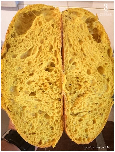site pão de fermentação natural