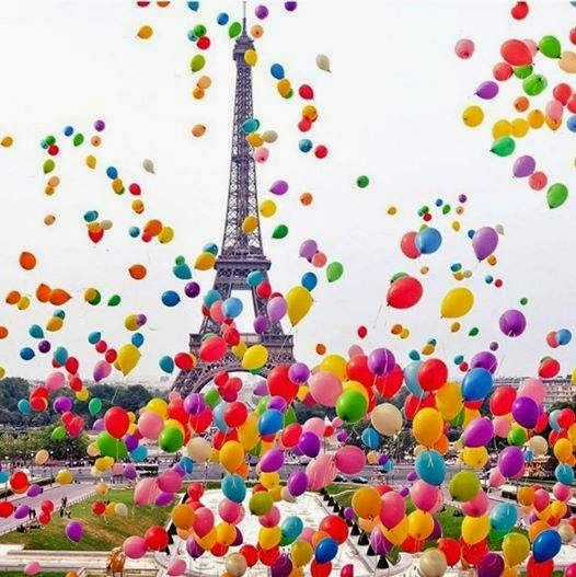 Eiffel Tower Balloons Pictures Eiffel Tower Latest Hd