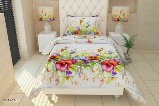Imperial Cotton Single Bedsheet