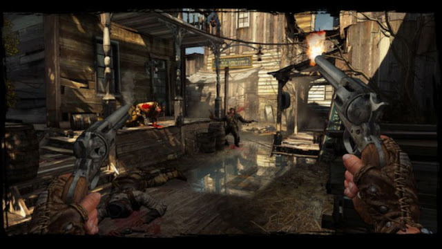 Call Of Juarez : Gunslinger