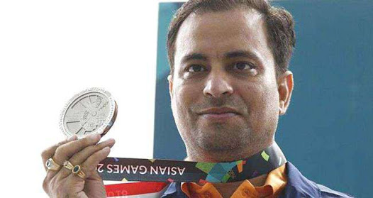 Asian Games 2018: Sanjeev Rajput wins men's 50m Rifle Silver medal