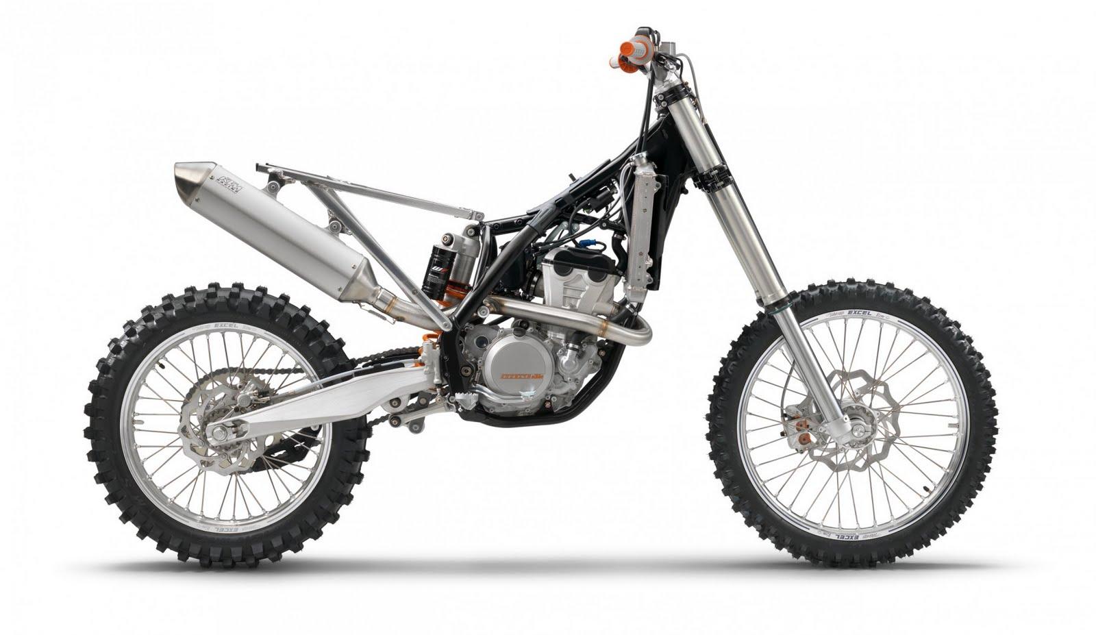 Мир моторов:: 2011 KTM 350 SX-F: новый формат в мотокроссе