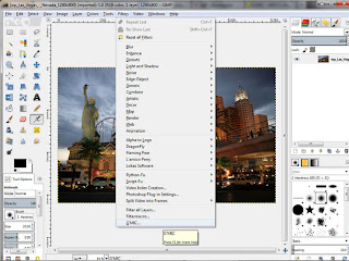 Obrada slika - Fake HDR u GIMP-u