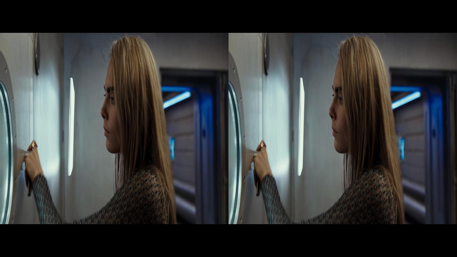 Valerian y la Ciudad de los Mil Planetas (2017) 3D SBS 1080p Latino - Ingles captura 2