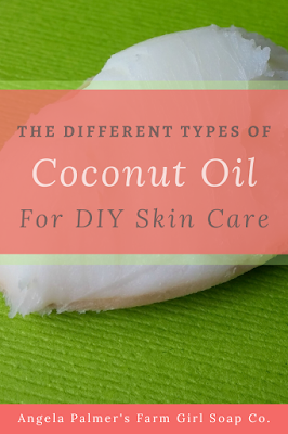 What is the difference between refined and unrefined coconut oil, and which ones do you use in DIY skin care products? Get all the info here.