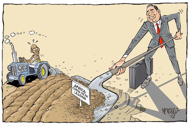 Image result for land grabbing africa