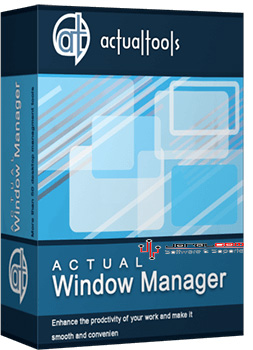 Actual Window Manager 8.9.2 - Controla varios monitores a la vez !!!