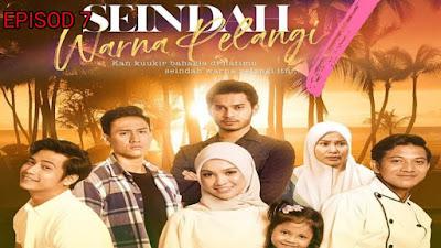 Tonton Drama Seindah Tujuh Warna Pelangi Episod 7