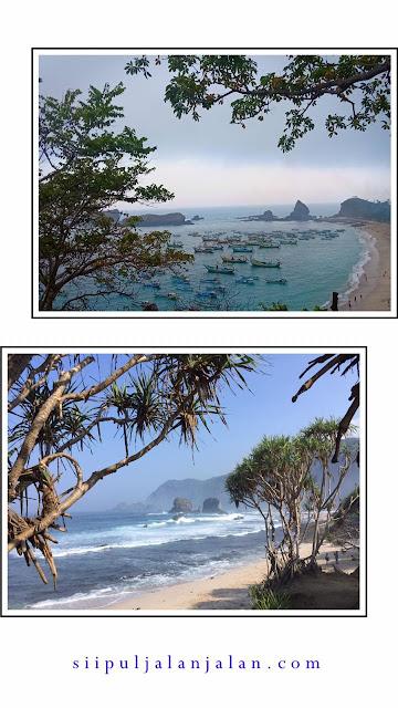 Cantiknya Pantai Papuma yang Bikin Gagal Move On