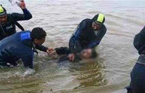 مصرع عامل غرقا بترعة السوهاجية بأولاد نصير فى سوهاج
