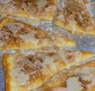 Cinnamon Sugar Pizza Crescent Rolls Recipe
