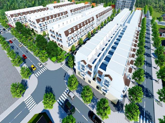 """Với mức giá vô cùng hợp lý chỉ từ 2,39 tỷ/căn nhà phố 4 tầng, dự án DTA Garden House hứa hẹn trở thành """"địa chỉ đỏ"""" trên thị trường bất động sản Từ Sơn trong thời gian tới"""
