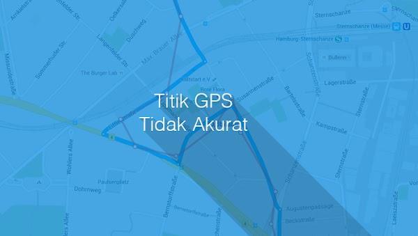 Cara Mengatasi Map Abu - Abu dan Titik GPS Yang tidak Akurat, Untuk Driver Transportasi  Online
